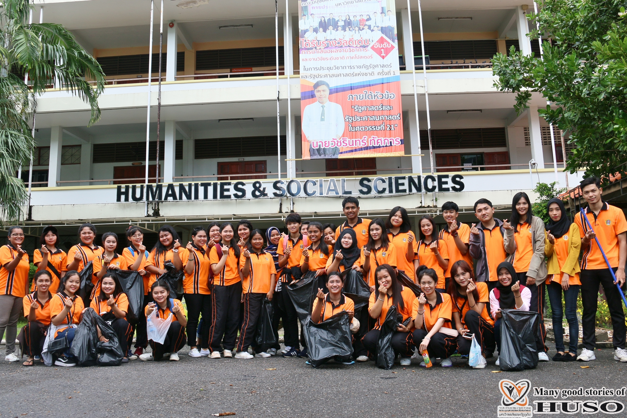 HUSO PKRU Keep Phuket Clean by our hands and Hearts 5 July 2018 10