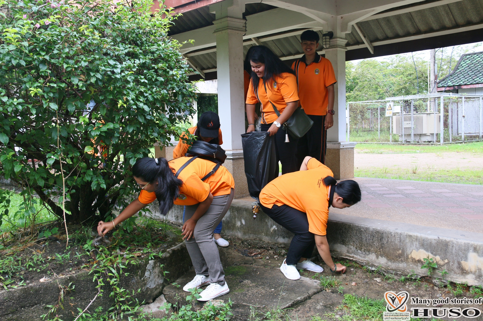 HUSO PKRU Keep Phuket Clean by our hands and Hearts 5 July 2018 11