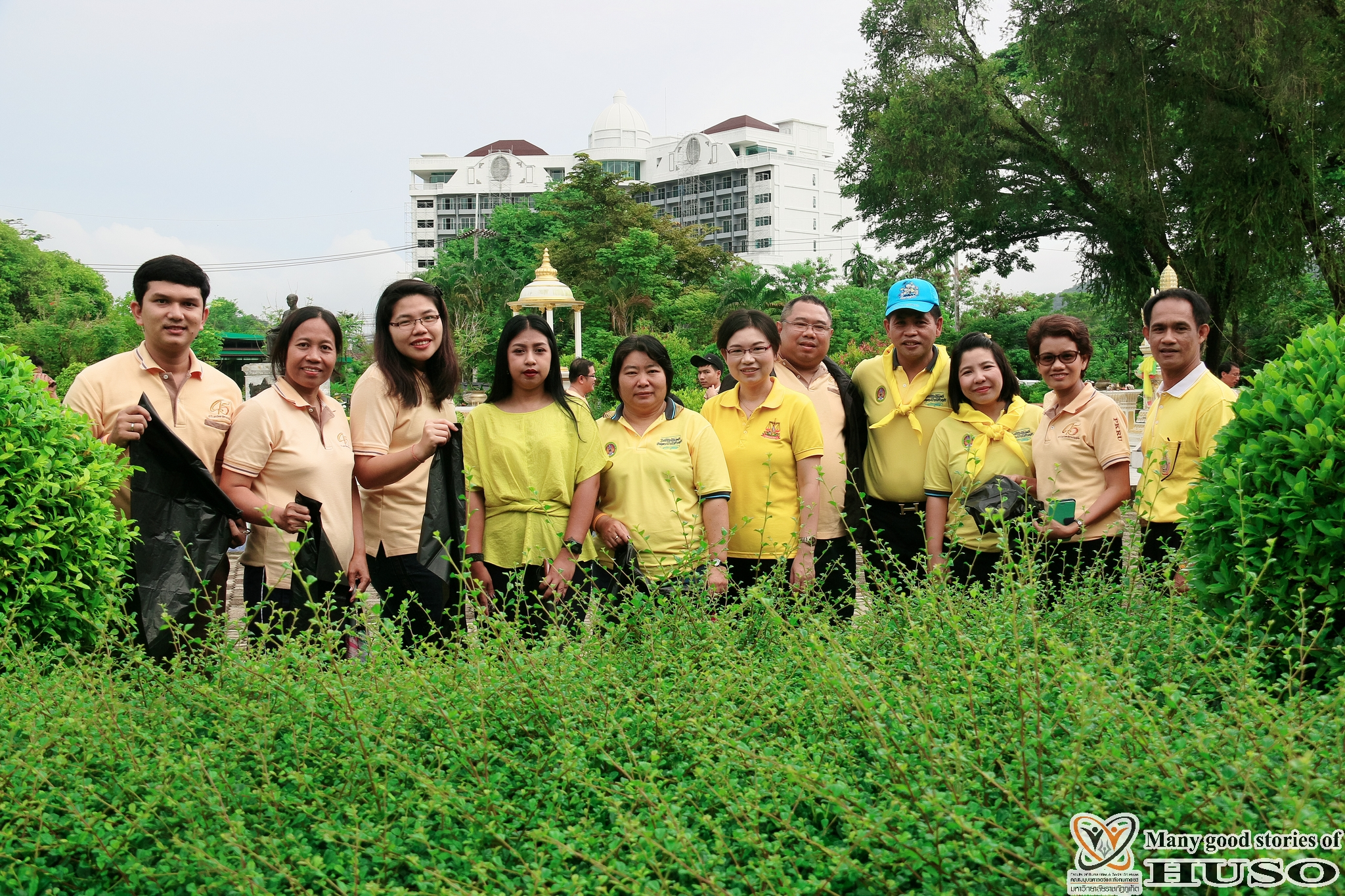 HUSO PKRU Keep Phuket Clean by our hands and Hearts 5 July 2018 6