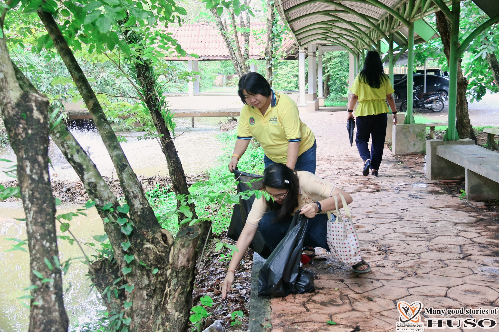 HUSO PKRU Keep Phuket Clean by our hands and Hearts 5 July 2018 7