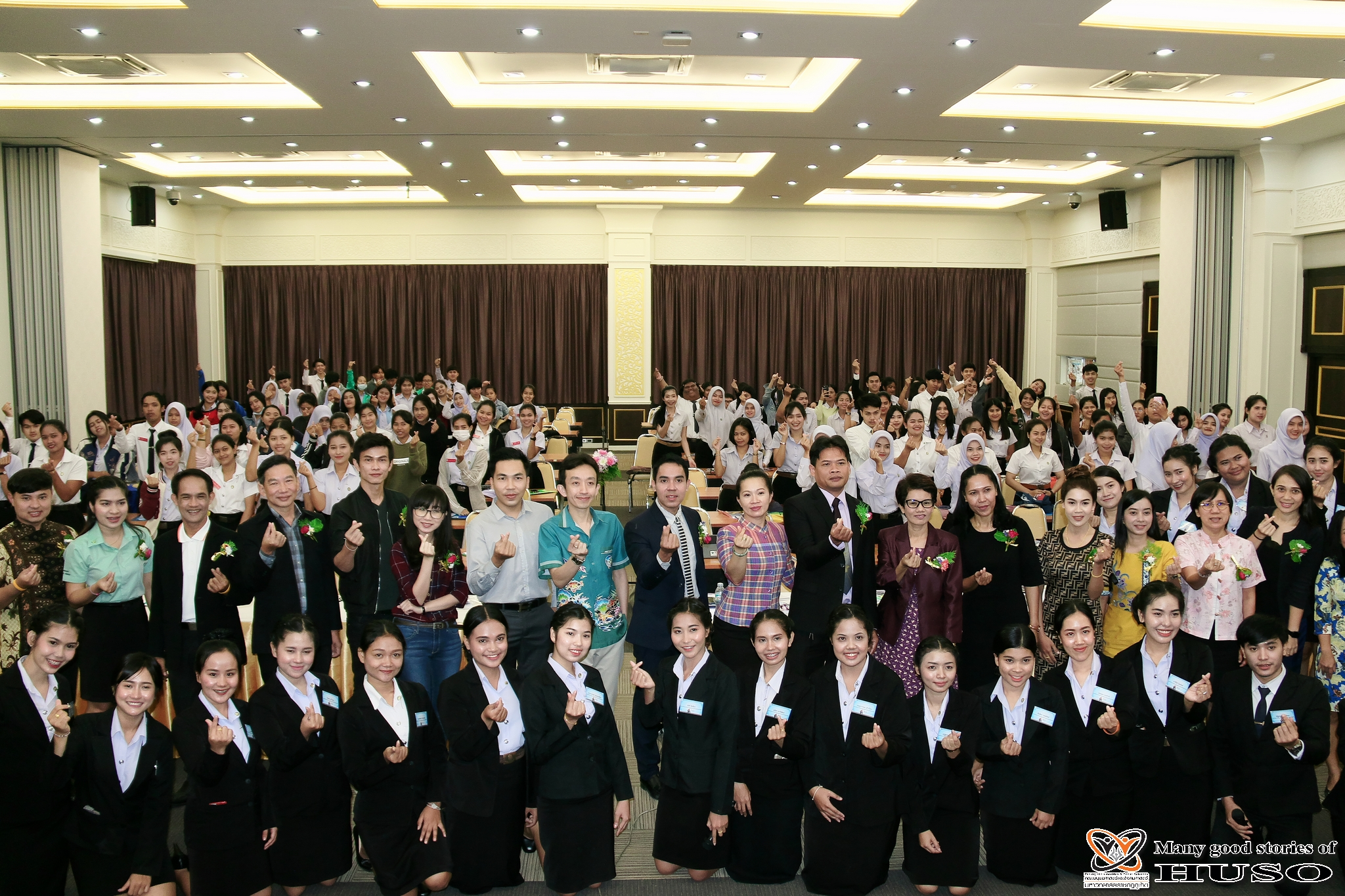 HUSO PKRU Thai Department Seminar 13 Nov 2018 7