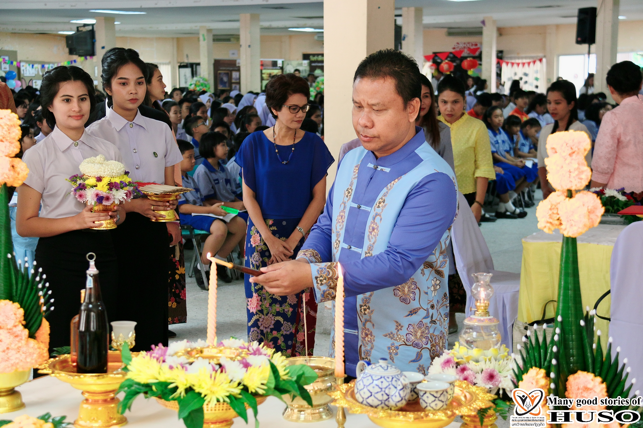 HUSO PKRU National Thai Language Day 21 Aug 2018 12