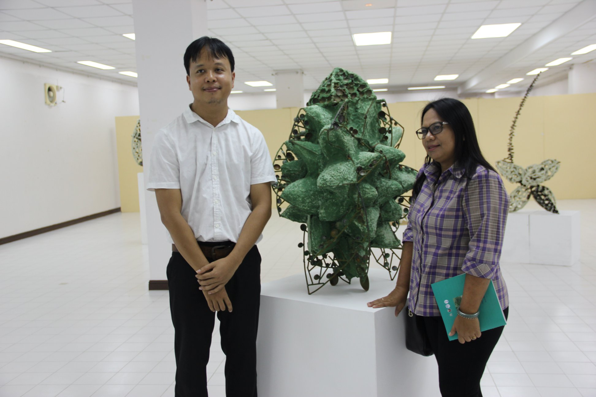 HUSO PKRU Visual Arts Exhibition Structure of Life Institute for Southern Thai Studies Thaksin University Songla 18 May 2018 1