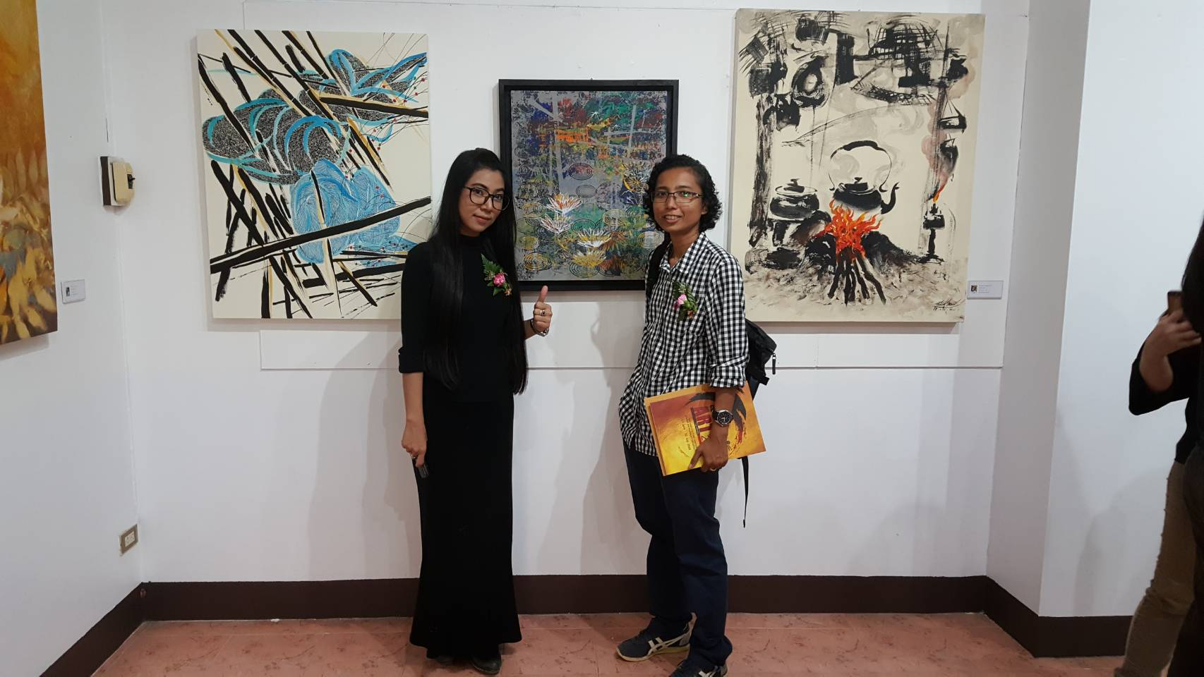 HUSO PKRU CRRU INTERNATIONAL ART WORKSHOP 13 June 2018 3